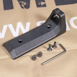 SCG-V KeyMod Handguard Rail Hand Stop Grip