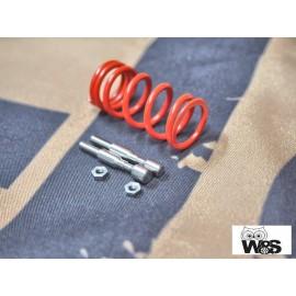W&S ENHANCED RECOIL SPRING & BOLT CATCH KIT For WE MSK ACR GBB