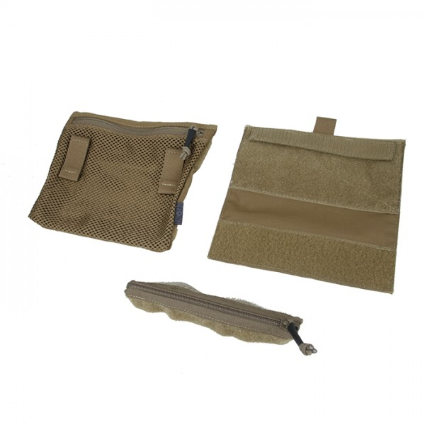 TMC Accessories set for SS Chest Rig ( CB )