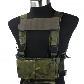 TMC MOLLE Panel for SS Chest Rig ( RG )