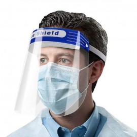 Face Shield Direct Splash Protection (4pcs)