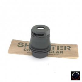 AIRSOFT ARTISAN Taper-Lok Muzzle Brake for MCX QD Silencer