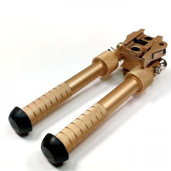 SCG V8 ALS AD Rifle Bipods (Gold)