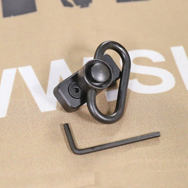 SCG-V KeyMod Sling Swivel Loop Push Button
