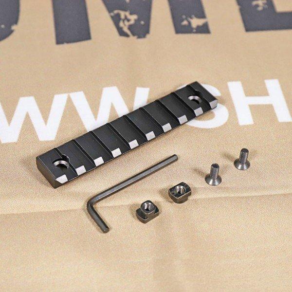 SCG-V M-LOK 4 Inch Handguard Spare Rail.FF