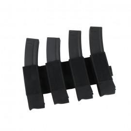 TMC Micro 9mm 4Mag Insert( Black )
