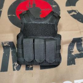 SCG Mini Vest (Black)