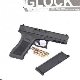 Umarex / GHK Glock G17 Gen3 GBB Pistol