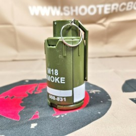 SCG M18 Style Spring-Powered 6mm BB Airsoft Grenade