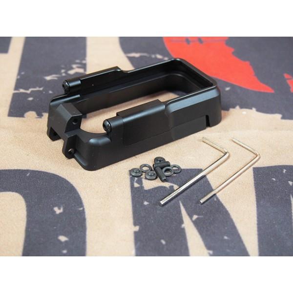 SCG CNC Aluminum M4 MAGWELL (Black)