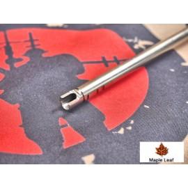 Maple Leaf 6.02 Precision Inner Barrel for WE /GHK /TM M4 GBB/ TM AEG (220mm)