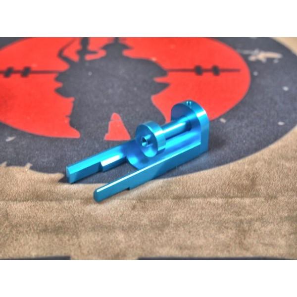 SCG Aluminum Nozzle Houshing For KJ Works CZ-75 SP-01 Shadow Series GBB