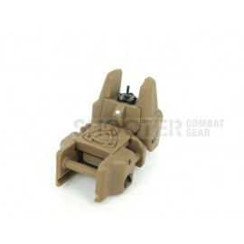 APS Rhino Auxiliary Sight Unit (Tan-Front)