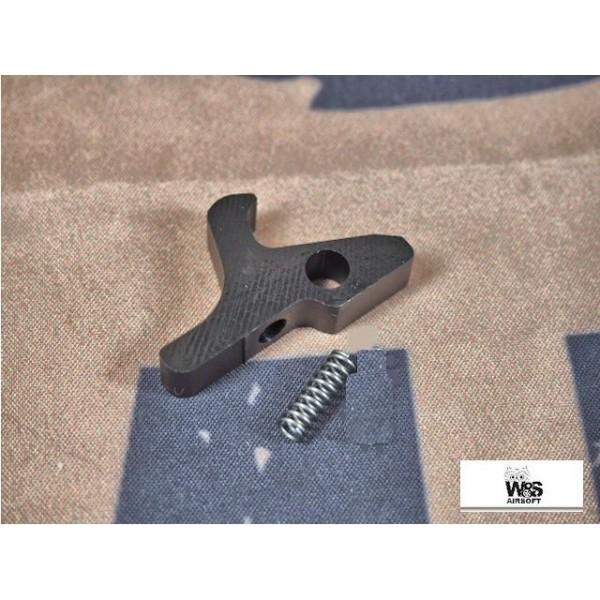 W&S Steel Sear For GHK AK GBB