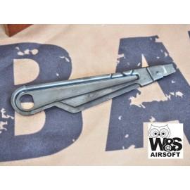 W&S AK Steel SELECTOR For WE AK GBB /LCT ak-12