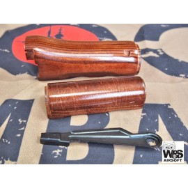 W&S wood kit for WE AK GBB