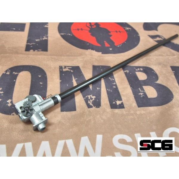SCG Metal M4 Hop up Chamber Set W/ 6.04mm aluminum Inner Barrel (370mm)