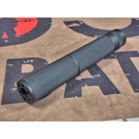 SCG 32mm X 195mm Airsoft Silencer (-14mm)