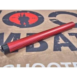 A.P.S. 11 Inch Carbon Fiber Magazine Tube Spring for CAM 870 Shotgun (RED)