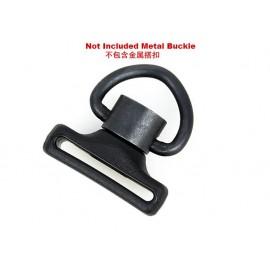 TMC webbing Mount QD Socket ( BK )