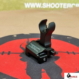 """ARES """"T"""" Type Front Sight - Black"""