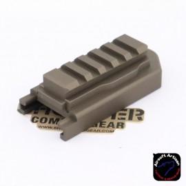 AIRSOFT ARTISAN SCAR M1913 STOCK ADAPTER FOR WE GBB & AEG VERSION (DE)