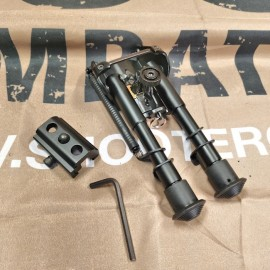 SCG Harris Style 6-9 Inch Tactical  Bipod