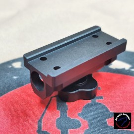AIRSOFT ARTISAN T1/T2 Optics mount for AR15/M16 Carry Handle