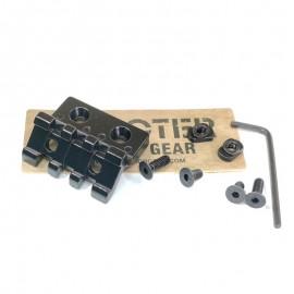 SCG Metal Offset M-LOCK/ Keymod Mount with rail ( BK )