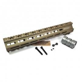 5KU 13 Inch MK.8 Rail for AEG / GBBR( 5KU-299-DDC )