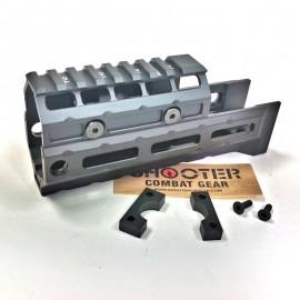 KU M-Lok AK-47 / 74 Universal Handguard- Black ( 5KU-301-BK )