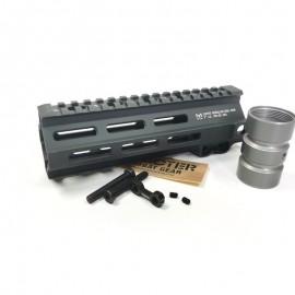 5KU 7 Inch MK.8 Rail for AEG / GBBR- Black( 5KU-297-BK )