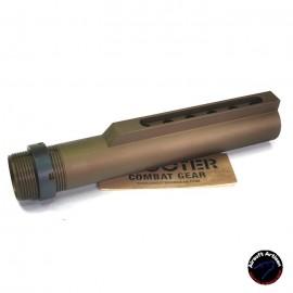 AIRSOFT ARTISAN 6 Position Buffer Tube For MWS M4 GBB (Mil Spec) DE
