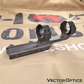 VECTOR OPTICS 30mm Tactical OP Extended Picatinny Mount Rings XL