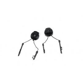 TMC Peltor Adapter for ACR ( Full Black )