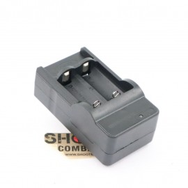 Digital charger for 16340 rechargeable battery