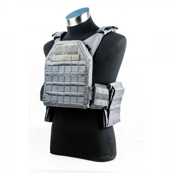 TMC FPC Plate Carrier ( Wolf Grey )