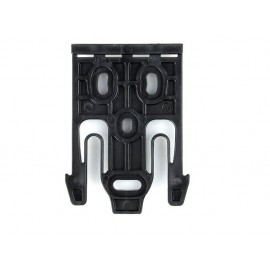 SCG  0305 QL19 QL system receiver plate ( BK )