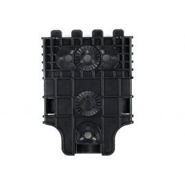 SCG  0305 QL22 QL system receiver plate ( BK )