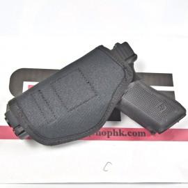 SCG Nylon left hand holster