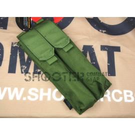 TMC MOLLE P90 Double Magazine Pouch (OD)