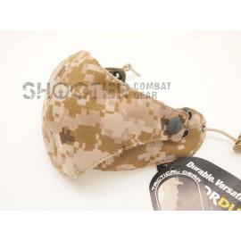 TMC Cordura Half Face Mask ( AOR1)