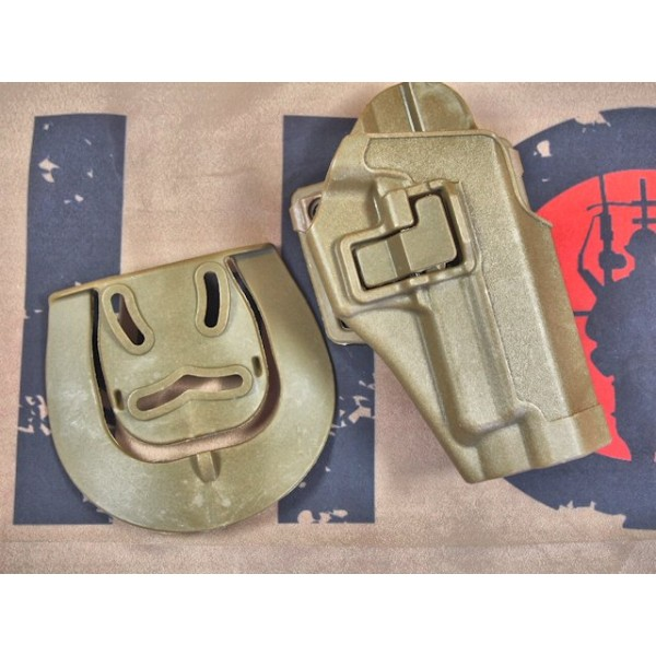 CM plastic holster for Sig P220 / 226 (Tan)