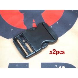 SCG 3.8cm buckle (BK-2pcs)
