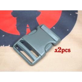 SCG 3.8cm buckle (FG-2pcs)