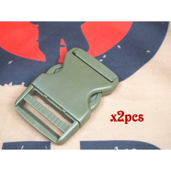 SCG 3.8cm buckle (OD-2pcs)