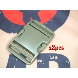 SCG 5cm buckle (OD-2pcs)
