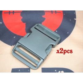 SCG 5cm buckle (FG-2pcs)