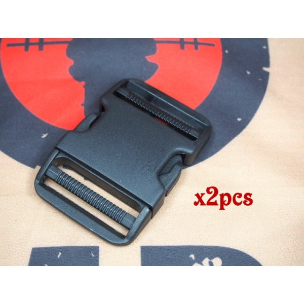 SCG 5cm buckle (BK-2pcs)