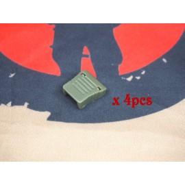 SCG cord-end clip (OD -4pcs